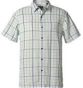 Royal Robbins Mojave Pucker Plaid Short Sleeve Shirt (Men's)
