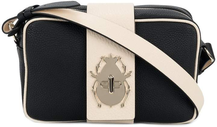 RED Valentino beetle embellished crossbody