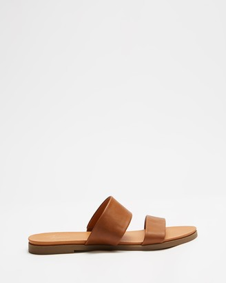 Spurr Women's Brown Espadrilles - Jaye Comfort Slides - Size 5 at The Iconic