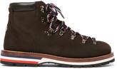 Moncler Peak Nubuck Hiking Boots