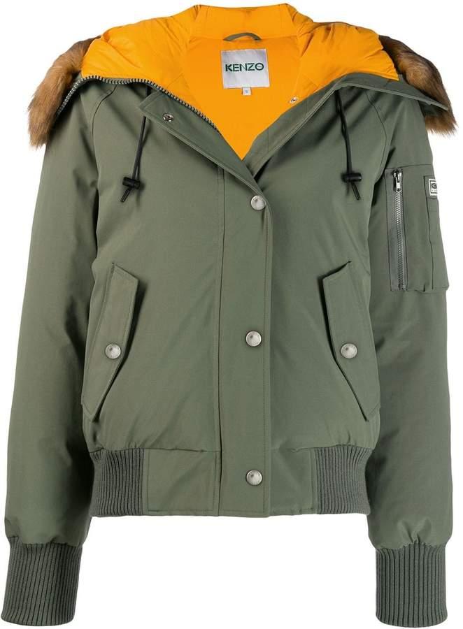 28e2f0dc padded bomber jacket