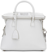 Maison Margiela White Small 5AC Bag