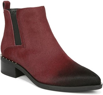 Franco Sarto Pointed Toe Side-Zip Ankle Booties- Domingo