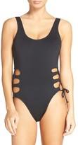 Women's The Bikini Lab Island In The Fun Mio One-Piece Swimsuit