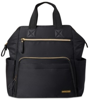 Skip Hop Mainframe Wide Open Diaper Backpack
