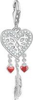 Thomas Sabo Dreamcatcher sterling silver charm