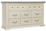 Hooker Furniture Sturbridge 8 Drawer Dresser