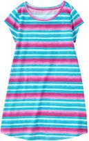 Gymboree Striped Tee Dress