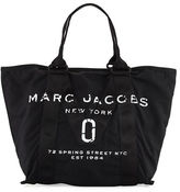 Marc Jacobs New Logo Canvas Tote Bag