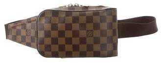 Louis Vuitton Damier Ebene Géronimos Waist Bag