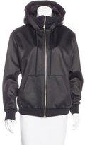 Alexander Wang Hooded Zip-Up Jacket