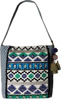 Steven Alyson Embroidered Hobo