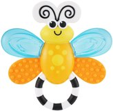 Sassy Flutterby Teether - Multicolor - 3+ Months