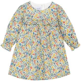 Absorba Liberty Cotton Dress 3-18 Months
