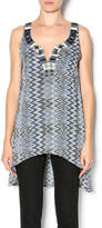 Beautiful Stories Beaded Tunic Vest