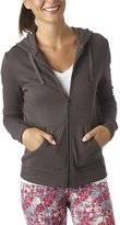 Pact Women's Charcoal Heather Hoodie LG