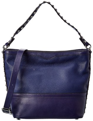 Rebecca Minkoff Blythe Small Leather Convertible Hobo