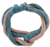 Missoni Knit Bicolor Headband