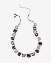White House Black Market Short Station Necklace