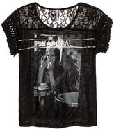 Kaporal BANJE Print Tshirt black