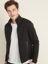 Old Navy Dynamic Fleece Pique Zip Jacket for Men