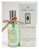 Coty The Healing Garden Green Tea Therapy Perfume by for Women. Enlightening Cologne Spray 1.0 Oz / 30 Ml.