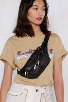 Nasty Gal Alisha Leather Fanny Pack