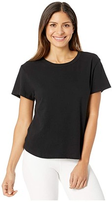 YEAR OF OURS YOS Tee (Black) Women's Clothing