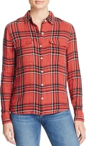 Joe's Jeans Thatcher Plaid Shirt