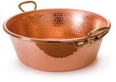 """Mauviel 14.1"""" Jam Pan with Bronze Handles"""