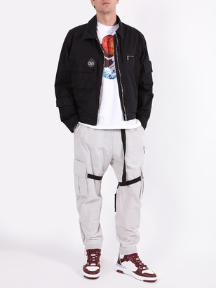 Givenchy High Top Wing Sneakers