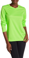 Asics Circuit 7 Long Sleeve Warm Up Tee