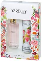 Yardley London English Rose gift set