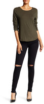 7 For All Mankind Skinny Destroyed Jean