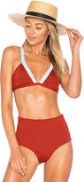L-Space Farrah Top in Red. - size XS (also in )
