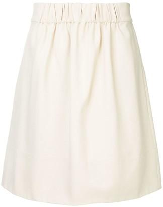 Tibi A-Line Full Skirt