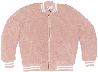 Standard Issue NYC Pink Sherpa Jacket