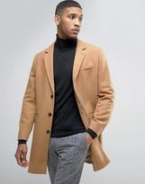 Kiomi Wool Overcoat