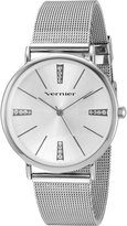 Vernier Women's VNR11200SS Analog Display Japanese Quartz Watch