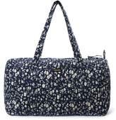 Bonjour Floral Print Travel Bag
