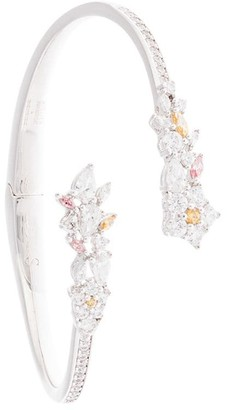 Swarovski Crystal Embellished Bangle