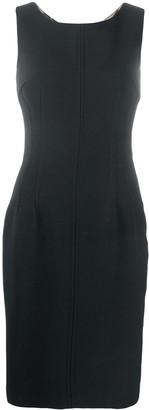 Dolce & Gabbana Contour Seam Shift Dress