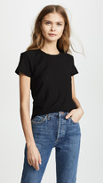 Thumbnail for your product : James Perse Sheer Slub Crew Neck Tee
