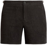 Orlebar Brown Bulldog terry-towelling cotton shorts