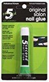 5 Second Nail Salon Nail Glue, 2-Gram