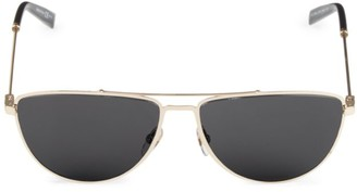 Givenchy 58MM Metal Sunglasses