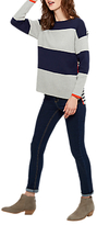 Joules Uma Long Sleeve Milano Stripe Jumper