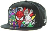 Tokidoki Marvel Spidey Villains New Era 9Fifty Men's Snapback Hat