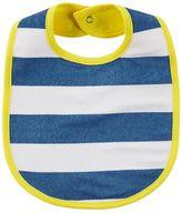 Carter's Baby Striped Bib