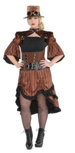 Amscan Dreamy Steamy Adult Women's Costume - Plus Size